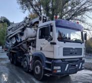 Camion béton malaxeur + pompe MAN TGA 41.480