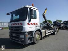 Камион мултилифт с кука Mercedes Actros 2541
