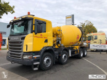 Scania concrete mixer truck G 400