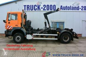 Teherautó MAN F2000 F2000 19.343 4x4 Palift PLS 19.48 HA 13 Tonnen használt billenőplató