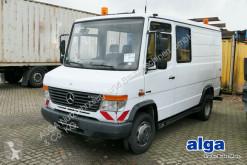 Mercedes Vario 618 D Vario 4x2, DOKA, 5 Sitze, 2x AHK, 180 PS fourgon utilitaire occasion