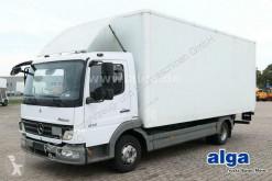 شاحنة عربة مقفلة Mercedes Atego 816 Atego 4x2, 6.060mm lang, 3. Sitz, AHK, LBW