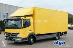 Камион фургон Mercedes Atego 816 Atego 4x2, 6.080mm lang, LBW, Klima, Luftfe.