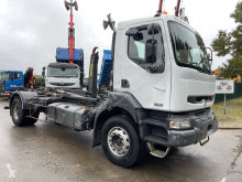 Caminhões Renault Kerax 370 poli-basculante usado