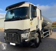 Камион цистерна за превоз на храни Renault T-Series 480 P6X2 E6