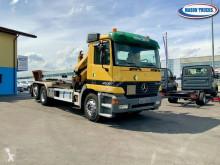 Камион мултилифт с кука Mercedes Actros 2531