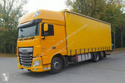 Camion DAF XF 106 460 SC rideaux coulissants (plsc) occasion