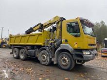 Камион самосвал самосвал с двустранно разтоварване Renault Kerax 420 DCI
