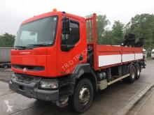 شاحنة منصة Renault Kerax 320