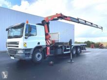 Камион DAF CF75 310 платформа стандартен втора употреба