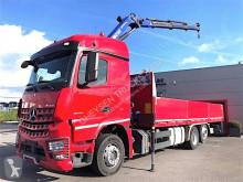 شاحنة منصة حواجز الحاوية Mercedes Arocs 2536 L