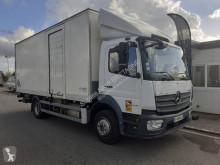 شاحنة عربة مقفلة متعدد الحجرات Mercedes Atego 1218 NL 42 C