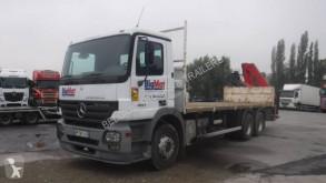 شاحنة منصة قياسي Mercedes Actros 2636