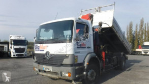 Mercedes Atego 1823 truck used construction dump
