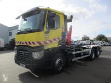 شاحنة ناقلة حاويات متعددة الأغراض Renault Gamme C 430