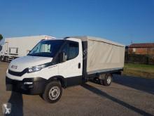 Lastbil Iveco Daily 35C16 glidende gardiner brugt