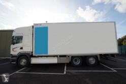 شاحنة Scania R 490 برّاد أحادي الحرارة مستعمل