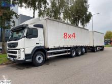 Camion remorque Volvo FM13 460 rideaux coulissants (plsc) occasion