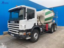 Camion béton toupie / Malaxeur Scania 94 310 Steel suspension, Liebherr, 7 M3,