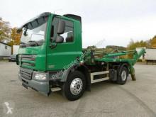 Camión multivolquete DAF CF75 CF 75.360 Absetzer Euro 5 Retarder Meiller AK12T