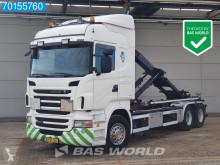 شاحنة Scania R 400 ناقلة حاويات متعددة الأغراض مستعمل