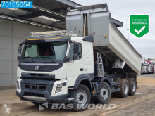 Volvo FMX 540 truck used tipper