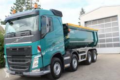 Camion benne Volvo FH FH460 8x4 Kipper*Carnehl,elekt.Plane,AHK