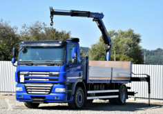Камион платформа DAF CF 85.460 Pritsche 5,80 m + PK11001-KA + FUNK!