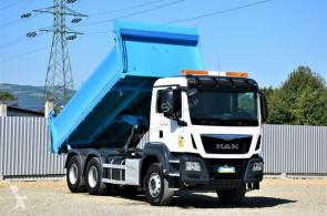 Камион MAN TGS 35.440 KIPPER 5,20m + BORDMATIC * 6x4 самосвал втора употреба