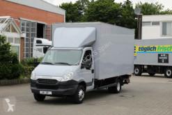 Camión Iveco Daily 70C17 /Koffer 5,6m/LBW/Zwillingsbereifung furgón usado