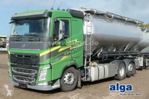شاحنة صهريج مسحوق Volvo FH FH 510 TR 6x2, Feldbinder, 31m³, Kompressor,Silo