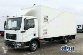 Camión MAN TGL 8.180 TGL BL 4x2, Werkstatt, 3. Sitz, Kompressor furgón usado