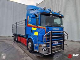 شاحنة منصة حواجز الحاوية Scania G 480