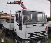 Camion tri-benne Iveco Eurocargo 75 E 14