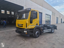 Camión Gancho portacontenedor Iveco Eurocargo 140 E 28