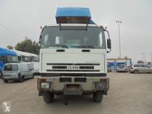 شاحنة حاوية قلابة جانبية Iveco Eurotrakker