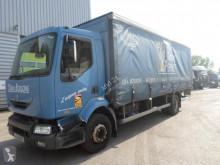 شاحنة ستائر منزلقة (plsc) Renault Midlum 220 DCI