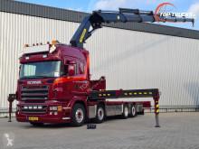 شاحنة Scania R 500 منصة مستعمل