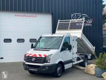 Teherautó Volkswagen Crafter használt billenőkocsi