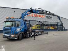 Camion Scania R plateau occasion
