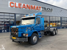 Scania hook arm system truck T