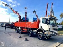 Camion plateau Scania P114