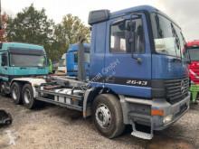 Mercedes Actros Actros 2643 6x4 Blatt Luft. Meiller Aufbau truck used hook arm system