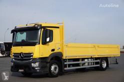 Plató teherautó MERCEDES-BENZ ANTOS / 1827 / ACC / E 6 / SKRZYNIA / ŁAD. 10 175 KG / PRZEB. 5