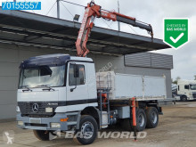 Mercedes Actros 2635 truck used three-way side tipper