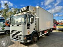 Lastbil Iveco Eurocargo EuroCargo 120E18 Carrier Tiefkühlkoffer BLATT køleskab brugt