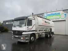 Mercedes Actros 2531 truck used tanker
