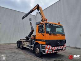 Lastbil flerecontainere Mercedes Actros 2635