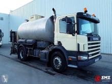 Scania tartálykocsi teherautó G 230