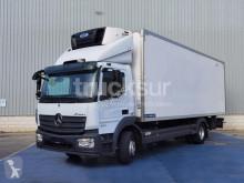 Camión Mercedes Atego frigorífico mono temperatura usado